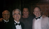 Pretzel Boy, Wayne Newton and Yogurt